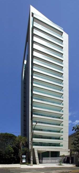 Filiação 2 – Edifício Saint Paul. Arquiteto Gustavo Penna. <br />Foto Jomar Bragança