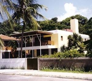 Filiação 4 – Casa em Cabo Branco, Arquiteto Gilberto Guedes. <br />Foto Gilberto Guedes