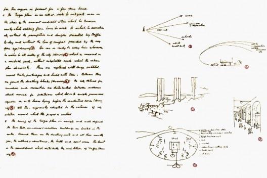 Plano para a cidade no deserto do Neguev. Arquiteto Oscar Niemeyer<br> Imagem divulgação