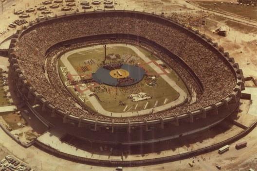 Estádio Castelão (1969) [Museu da Imagem e do Som do Ceará]