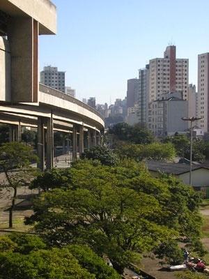 Área originalmente destinada para o projeto Bras Bresser, 2007