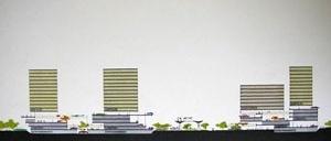 Corte esquemático projeto Bras Bresser