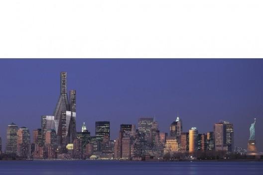 Concurso para reconstrução do local do World Trade Center, United Architects [Lower Manhattan Development Corporation]