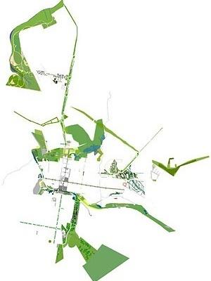 Sistema estrutural: o Parque como elemento de reconexão urbana