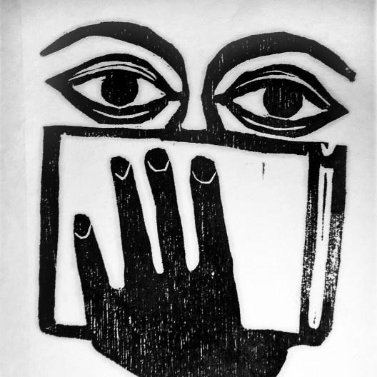 Desenho de Virginia Artigas<br />Imagem divulgação