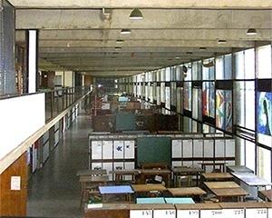 Faculdade de Arquitetura e Urbanismo da UnB, arquiteto Oscar Niemeyer [Website da FAU-UnB]