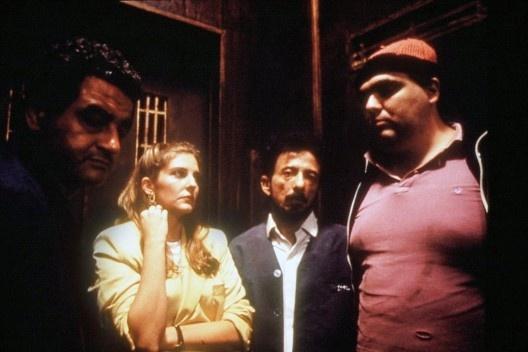 Cena do filme <i>Sábado</i>, de Ugo Giorgetti<br />Foto divulgação