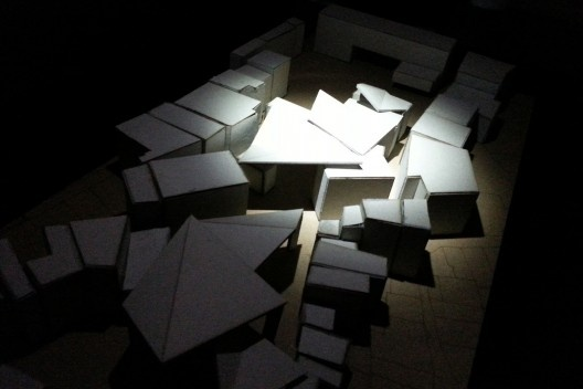 Trabalho exposto na mostra de projetos desenvolvidos pelos alunos<br />Foto Gabriela Celani