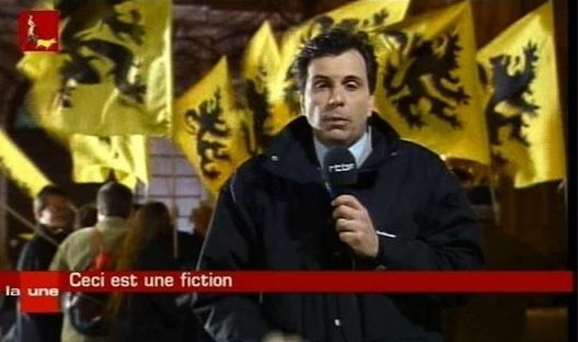 Cena do documentário <i>Bye Bye Belgium</i>  <br />Foto divulgação