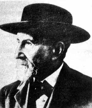 Isaac Charles Johnson, a quien muchos consideran el verdadero descubridor del cemento Portland