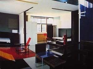 Fig. 3: Casa Schröder – Vista interna [www.flickr.com/photos/joeclark]