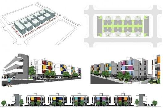 Quadra híbrida no cotidiano do bairro, arquiteto Marco Suassuna