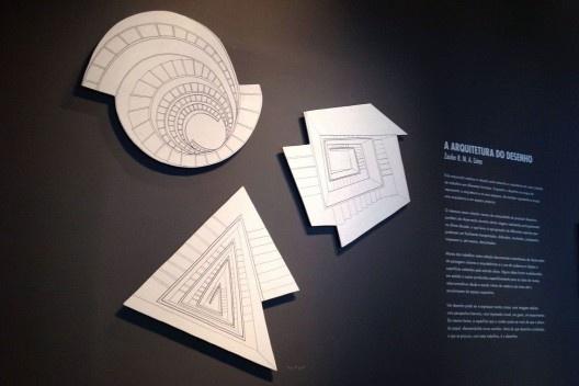 """""""Arquitetura do Desenho"""", MCB<br />Foto Zeuler Lima"""