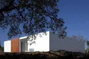 Casa na paisagem