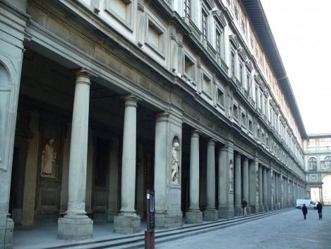Uffizi Galery, Florence<br />Foto Freepenguin  [Wikimedia Commons]