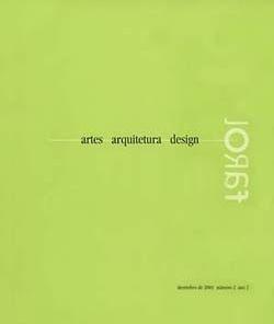 Farol – Revista de Artes, Arquitetura e Design, nº 2, dezembro 2001. Revista do Centro de Artes, Universidade Federal do Espírito Santo. ISSN 1517-7858