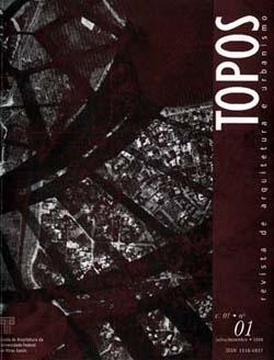 Topos, nº 1, julho/dezembro 1999. Revista da Escola de Arquitetura, Universidade Federal de Minas Gerais. ISSN 1516-4837