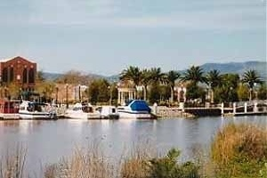 Suisun City, Marina, Califórnia, 1996