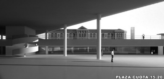 Concurso de Arquitectura Centro Matucana - Museo de la Memoria