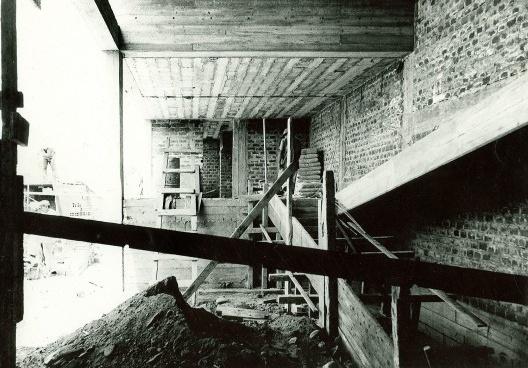 Casa Manoel de Montiel, vista da obra, Lima, Peru, 1974<br />Foto divulgação  [COTRIM, Marcio. <i>Vilanova Artigas – casas paulistas</i>, Romano Guerra Editora]