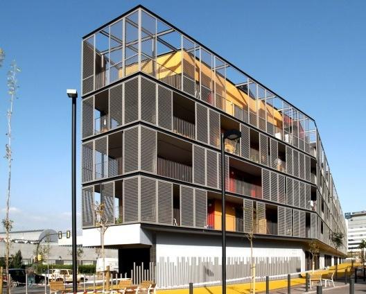Conjunto Habitacional Fira de Barcelona