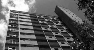 Edificio Valfrido Antunes(1957), localizado no bairro da Boa Vista. Projeto de Waldeci Pinto [foto da autora]