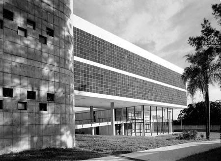 Figura 4 - Faculdade de Filosofia, Ciências e Letras de Itu. <br />Foto José Moscardi