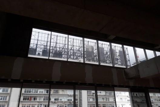 Edifício Santos Augusta, vista para Conjunto Nacional, São Paulo, 2018, arquiteto Isay Weinfeld<br />Foto Felipe SS Rodrigues