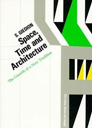 Space, time and architecture, de Sigfried Giedion. Harvard University Press. ISBN 06-748-3040-7