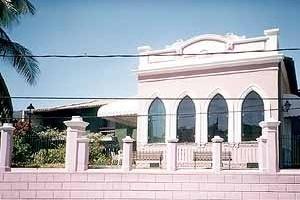 Hotel Catarina Paraguassu<br />Foto do autor