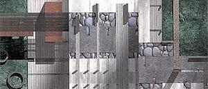 Detalhes dos materiais usados na pavimentação