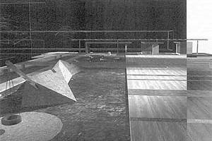 Área de recreação para crianças