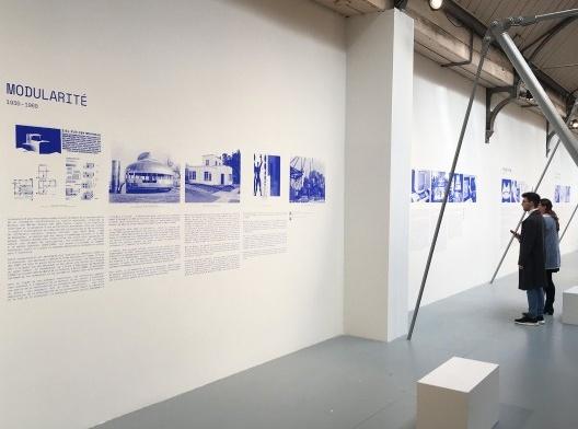 """Exposição """"Intelligence Artificielle et Architecture"""", curadoria de Stanilas Chaillou, Pavilhão do Arsenal de Paris<br />Foto divulgação"""