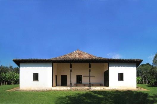 Casa do Padre Inácio, Cotia<br />Foto Victor Hugo Mori