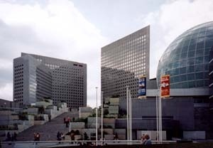 La Défense, Paris<br />Foto AG