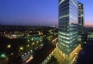 Edificio República em Puerto Madero, Buenos Aires. Arquiteto Cesar Pelli [Cesar Pelli & Associates Architects]