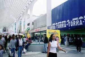 Rua Oliveira Lima (depois), Santo André, 1999<br />Foto da autora
