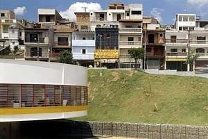 CEU Rosas da China, São Paulo. Arquitetos Alexandre Delijaicov, André Takiya e Wanderley Ariza<br />Foto Nelson