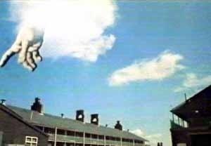 Cena do filme O Sentido da Vida. Monty Python. Inglaterra,1983