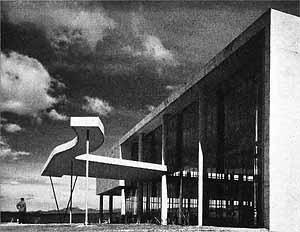 Cassino, Pampulha, Belo Horizonte, 1942, Oscar Niemeyer