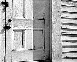 Edward Weston, foto da periferia, EUA