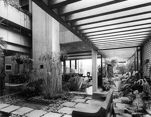 Residência José Gregori, São Paulo, 1974<br />Foto José Moscardi
