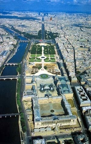 Paris. Palestra de Christian de Portzamparc