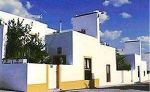 Figura 5: Bairro da Malagueira: tipo casa-pátio [ZAPATEL, 2001]