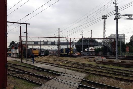 Oficinas ferroviárias da Lapa, São Paulo<br />Foto Antonio Zagato  [Acervo UPPH/SEC/SP]