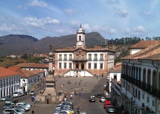 Museu da Inconfidência, Ouro Preto<br />Foto Abilio Guerra