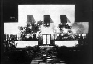 Gregori Warchavchik, Casa Modernista, São Paulo