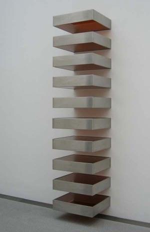 Fig. 7: Aço galvanizado – Donald Judd, 1965 [www.eikongraphia.com]