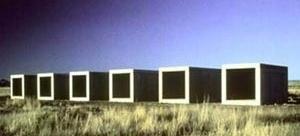 Fig. 8: Fifteen Concrete Works – Donald Judd, 1977 [www.unc.edu]