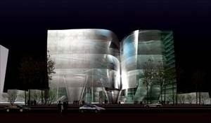 Edifício Bai Jia Zhuang, Pequim, 2003. Arquiteto Marcos Andmarjan
